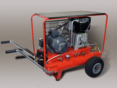 Elektrocompressor E90