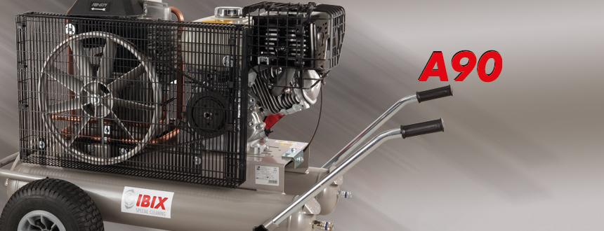 Motorcompressor A90
