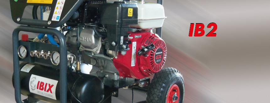 Motorcompressor IB2 Trolley
