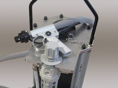 Blasting equipment H2O