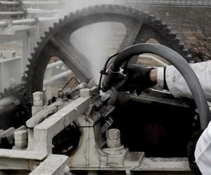 Manutenzione industriale decontaminazione