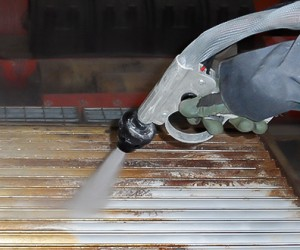 Carpenterie metalliche verniciature industriali
