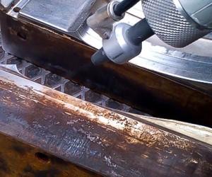 Lavorazione metalli, preparazione