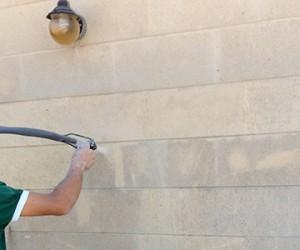 Nettoyage et récupération de façades