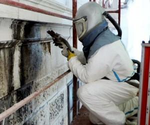 Pulitura residui inquinamento atmosferico