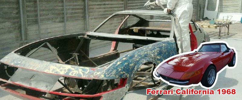 restauro auto e moto d'epoca